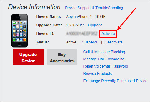 How to Use Guide: 4G LTE™ Activation